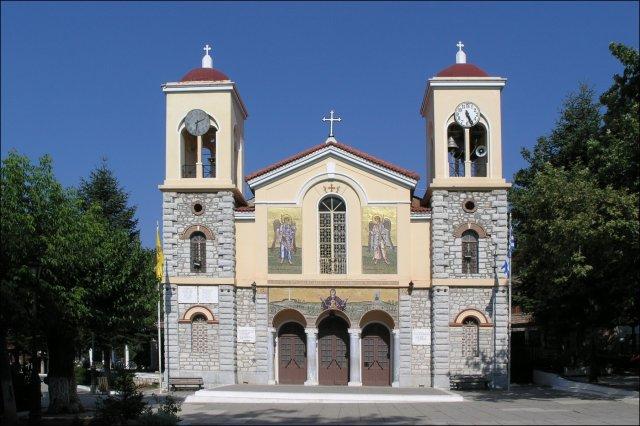 Iglesia en Kalavrita