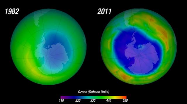Ozone-Depletion