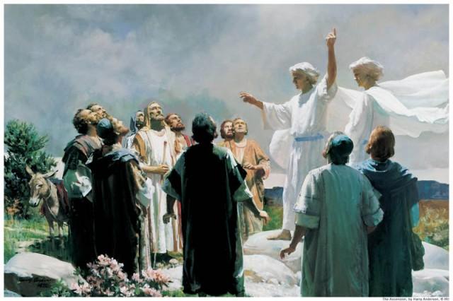 Jesus-sermon
